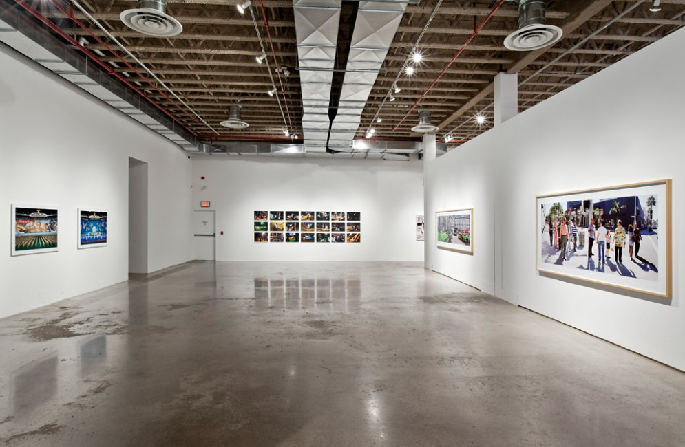Installation view of &lt;em&gt;Public: Collective Identity   Occupied Spaces&lt;/em&gt;, Museum of Contemporary Canadian Art, 2012, </span><span> © Toni Hafkenscheid