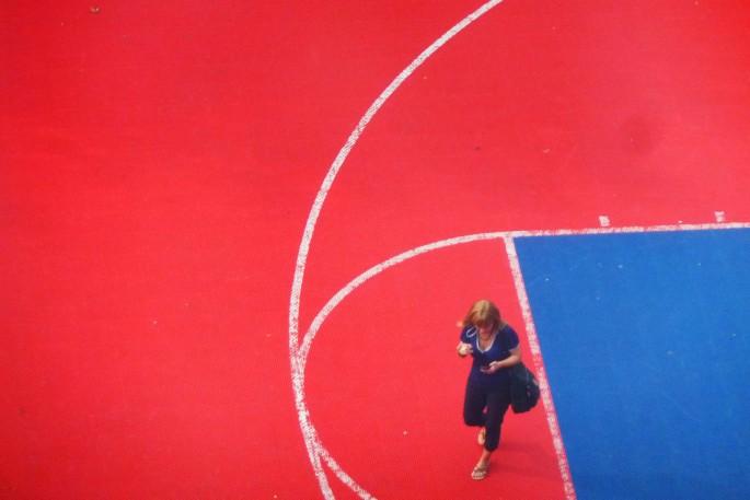 Jennaiya McGeaghie, </span><span><em>The ESP Flag</em>, </span><span>2012