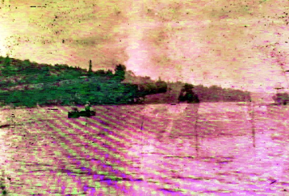 Paul G. Russell, </span><span><em>Ghost Canoes</em>, </span><span>2012