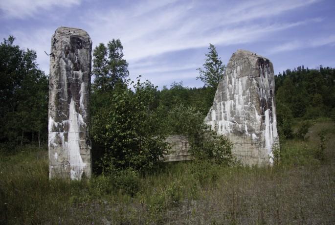 Edie Steiner, </span><span><em>Ruins</em>, </span><span>2012