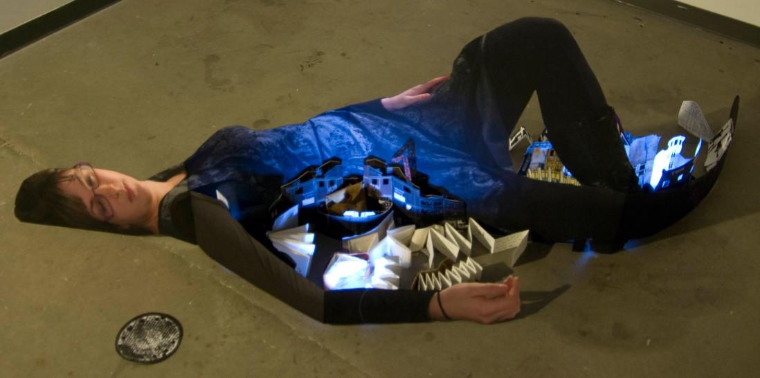 Natalie Draz, </span><span><em>Pop-Up City</em>, </span><span>2012