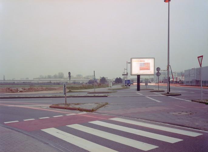 Max Regenberg, </span><span><em>Jasper Johns # 1998, L.B. System Köln-Butzweilerhof</em>, </span><span>1998
