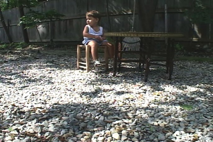 Jamelie Hassan, </span><span><em>Olives for Peace</em>, </span><span>video still, commissioned by The Olive Project, 2003