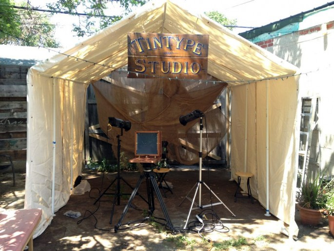 The Tintype Studio, </span><span><em>The Studio</em>, </span><span>