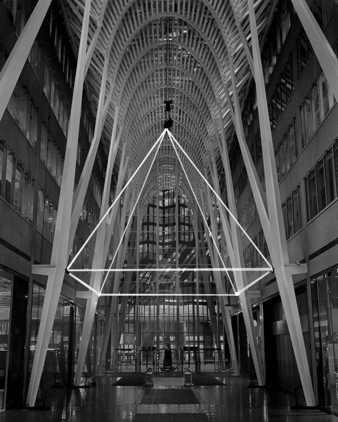 James Nizam, </span><span><em>Pyramid</em>, </span><span>2013 Courtesy of the artist and Birch Libralato, Toronto