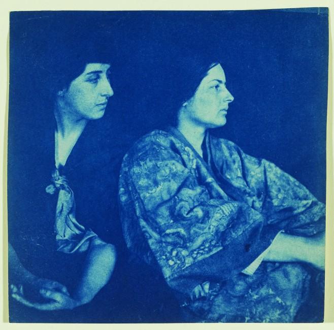 Robert Flaherty, </span><span><em>Portrait of Frances Loring and Florence Wyle, Church Street, Toronto</em>, </span><span>1914 &lt;br /&gt;Gift of the estates of Frances Loring and Florence Wyle, 1983. 86/117  Art Gallery of Ontario.