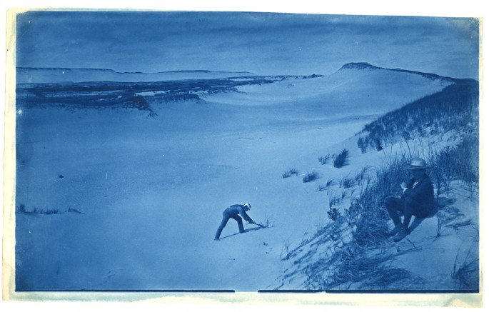 Charles Henry Turner (American) , </span><span><em>Sand dunes</em>, </span><span>c1890 Courtesy of the Archive of Modern Conflict, London