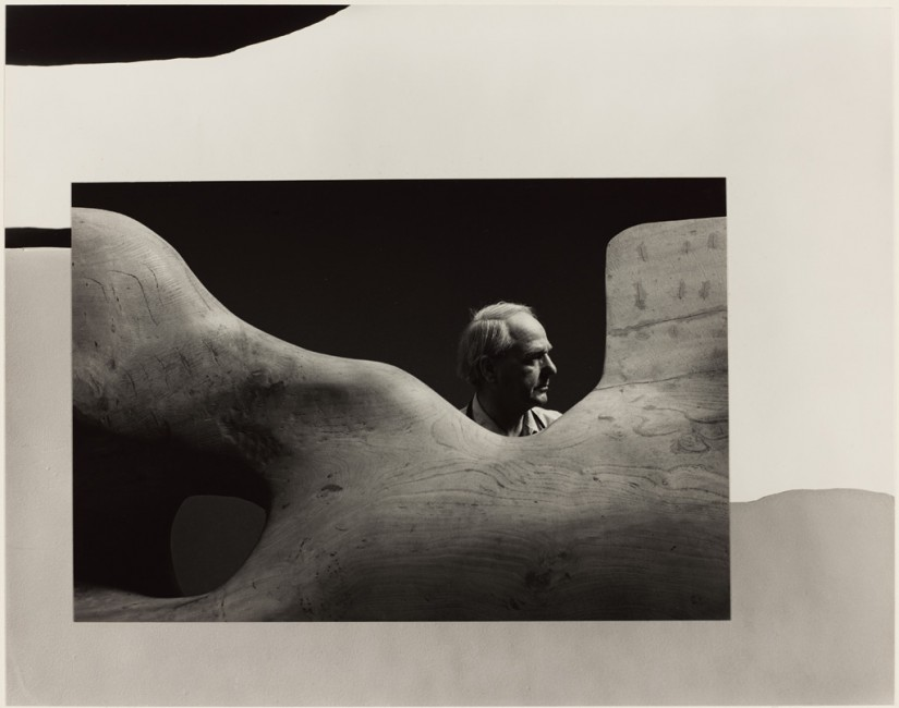 Arnold Newman, </span><span><em>Henry Moore, Much Hadham, England</em>, </span><span>1966-72 Purchase, 1978. 77/178 &lt;br /&gt; &amp;#169; 2013 Arnold Newman Properties/Getty Images.