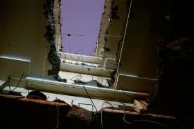 Jeff Bierk, </span><span><em>Captured Night, Cprint on panel,</em>, </span><span>2012