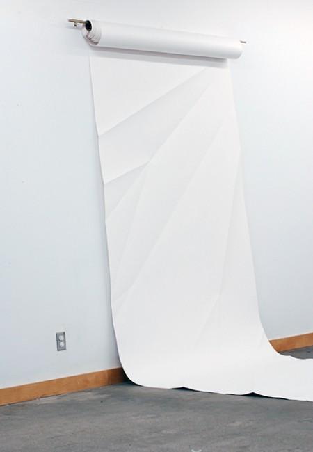 Michelle O'Byrne, </span><span><em>Seamless (installation view)</em>, </span><span>2012