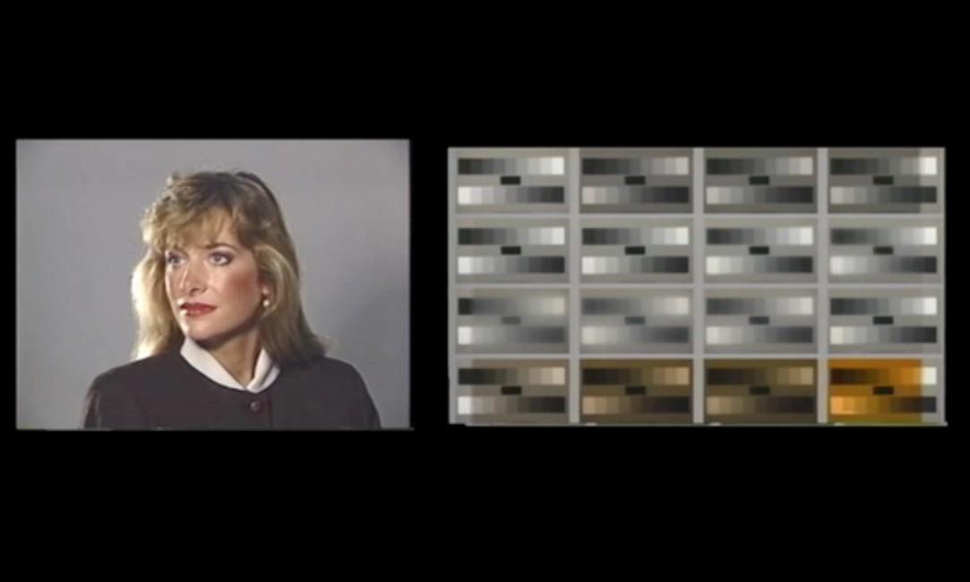 Jackson Klie, </span><span><em>Problem Portraits Vol. 3 (video still)</em>, </span><span>2013