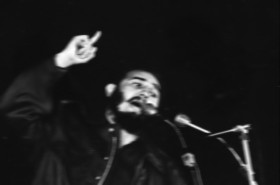 Chris Marker, </span><span><em>Fidel Castro</em>, </span><span>1961 Courtesy of Peter Blum Gallery, New York
