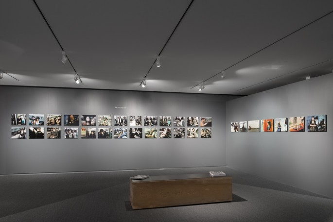 Installation view, </span><span><em>Chris Marker: Memory of a Certain Time</em>, </span><span> &amp;#169; Toni Hafkensheid