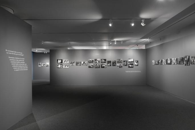 Installation view, </span><span><em>Chris Marker: Memory of a Certain Time</em>, </span><span> &amp;#169; Toni Hafkenscheid