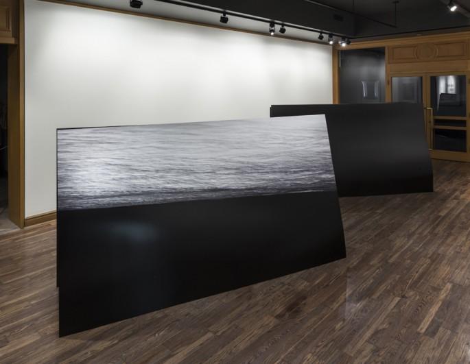 Installation view, </span><span><em>Penumbra</em>, </span><span> &amp;#169; Toni Hafkenscheid