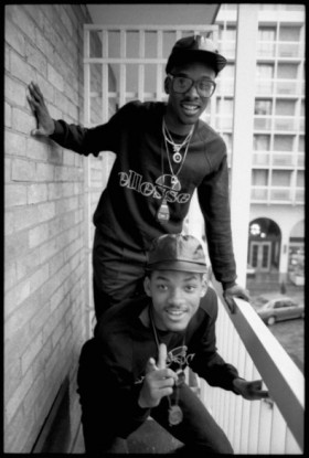 David Corio, </span><span><em>Jazzy Jeff &amp;amp; Fresh Prince</em>, </span><span>1986