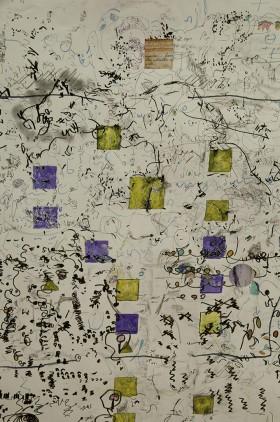 M. Fleur-Ange Lamothe, </span><span><em>First home, detail</em>, </span><span>2013