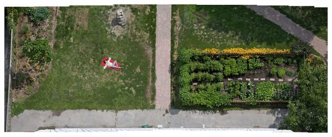 Jonathan Groeneweg, </span><span><em>Bleecker Street CO-OP Garden</em>, </span><span>2012