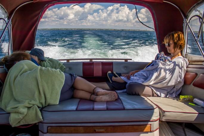 Stephen Myers, </span><span><em>Big Water Dream, Georgian Bay</em>, </span><span>2013