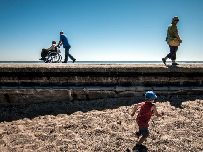 Stephen Myers, </span><span><em>Passage (du Temps), Normandy</em>, </span><span>2012