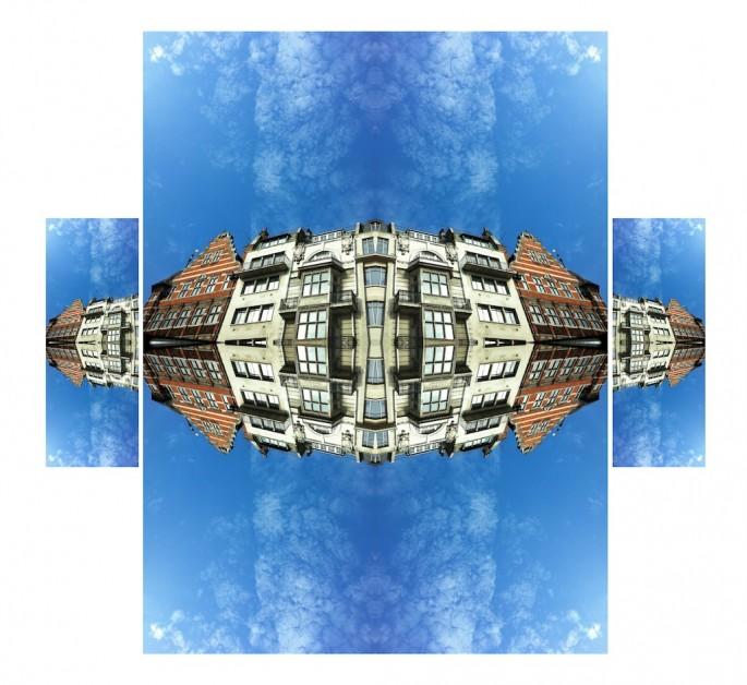 Katya Shkolnik, </span><span><em>Planet London #1</em>, </span><span>2012