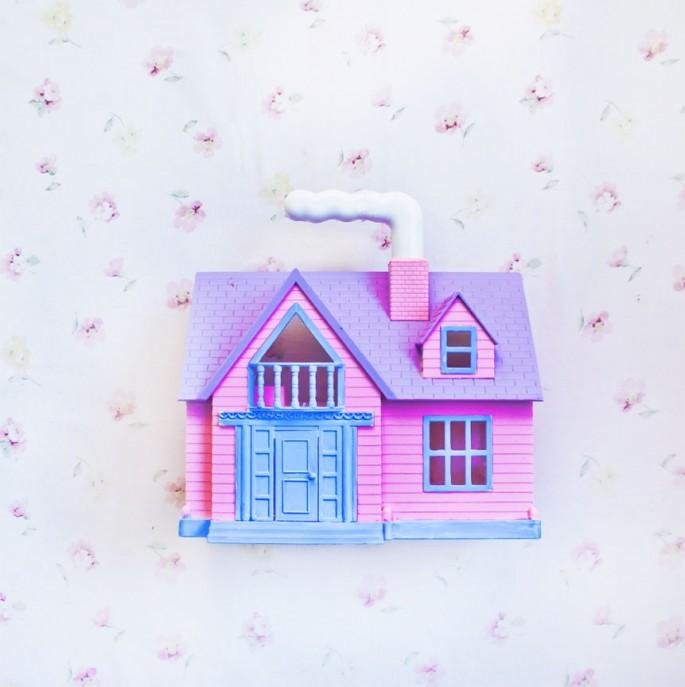 Laura Huddart, </span><span><em>House no.3</em>, </span><span>2013
