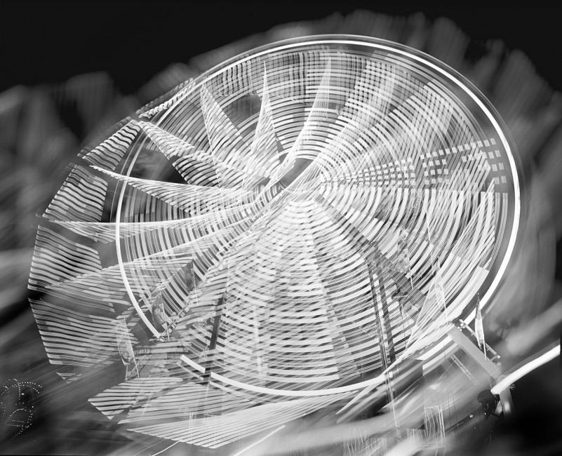 Simeon Posen , </span><span><em>Midway Lights</em>, </span><span>2013