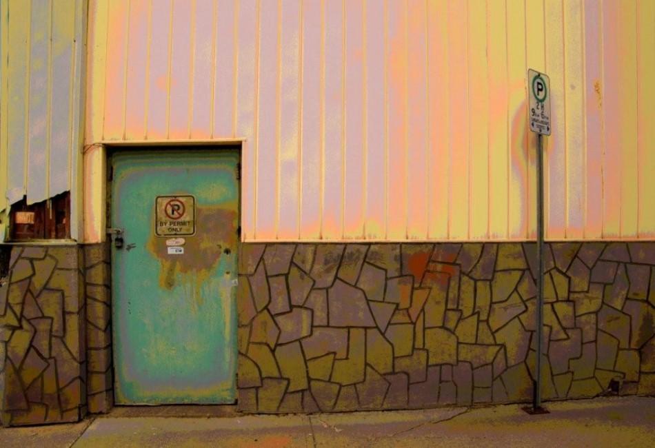 Moe Laverty, </span><span><em>Parking, No Parking</em>, </span><span>2010