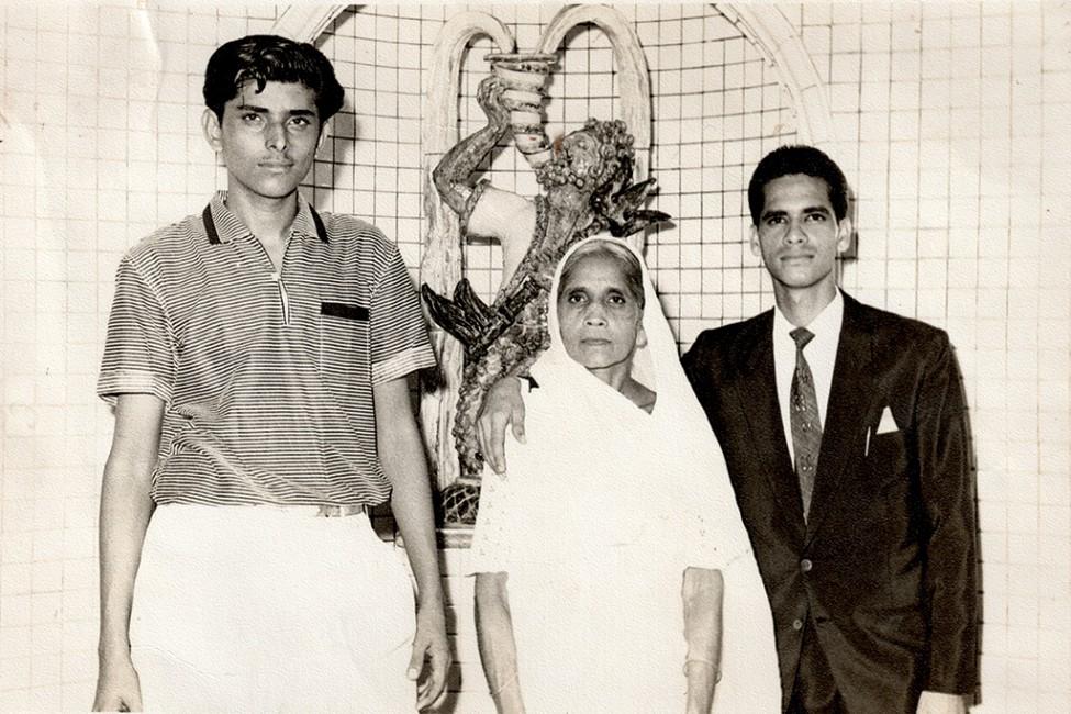 Unknown, </span><span><em>Departing From India</em>, </span><span>1960