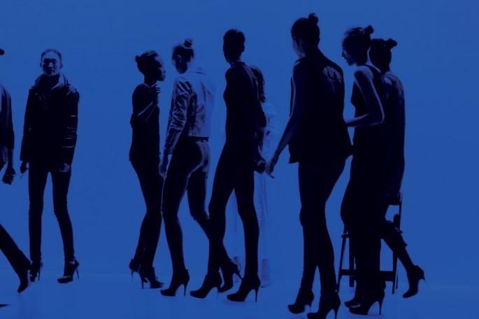 Dean Macdonell, </span><span><em>Ladies in Blue</em>, </span><span>2013