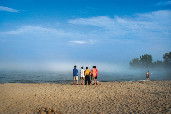 Eric Weiner, </span><span><em>5 Men and the Mist</em>, </span><span>2006