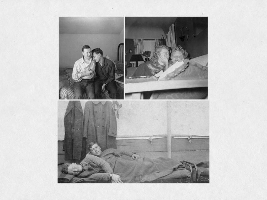 Steven Beckly, </span><span><em>Untitled</em>, </span><span>2013