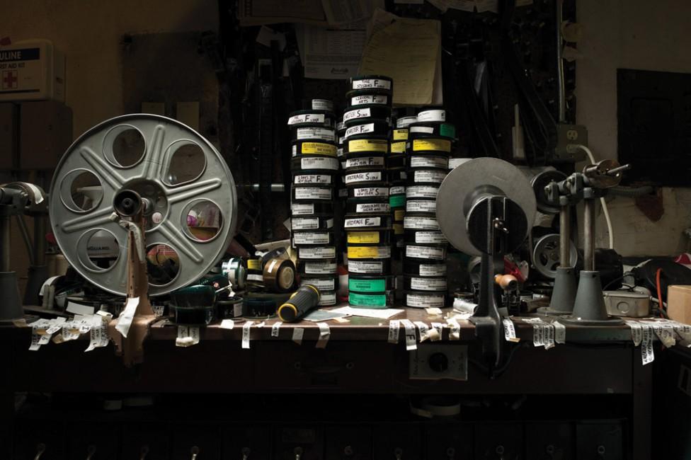 Joseph O. Holmes, </span><span><em>Avon Theatre, Stamford, CT</em>, </span><span>2012 Courtesy of the artist