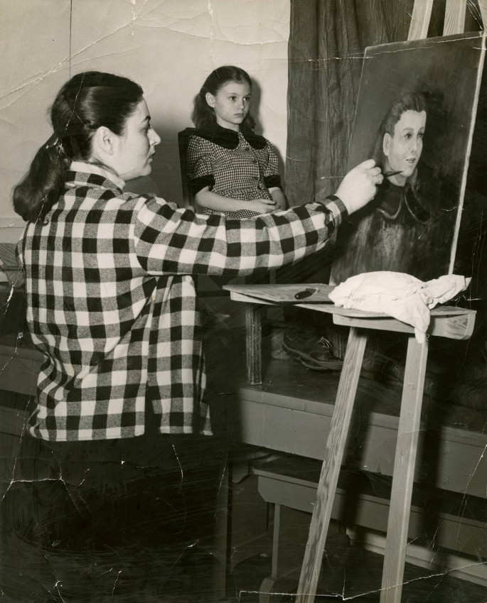 from Kodiak Bear, April 3, 1953