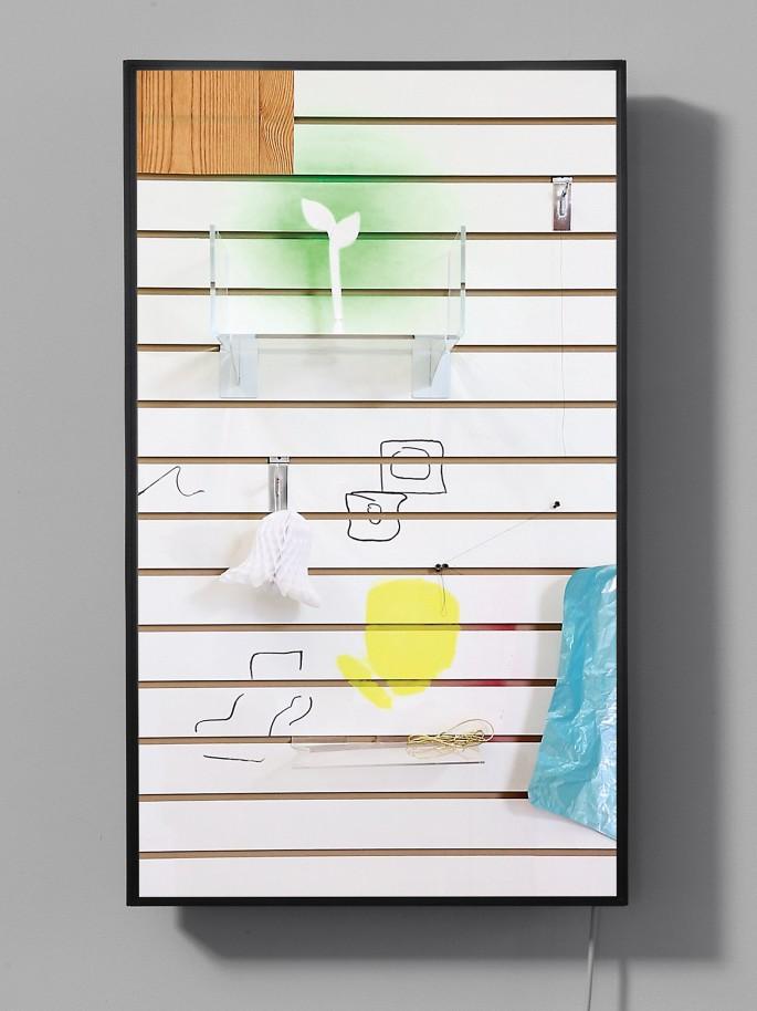 Owen Kydd, </span><span><em>Retail Composition #2</em>, </span><span>2013 Courtesy of the artist