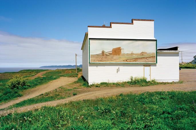 Steve Payne, </span><span><em>Wabana, from False Fronts</em>, </span><span>2011 Courtesy of the artist