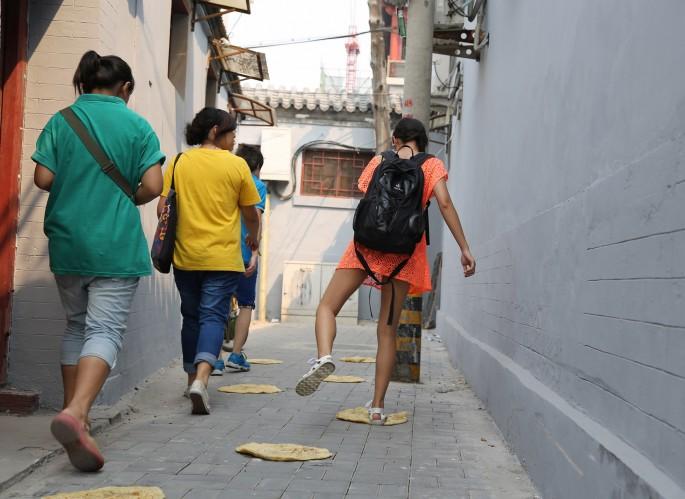 Fang Lu, </span><span><em>Lovers Are Artists (Part 1)</em>, </span><span>video still, 2012