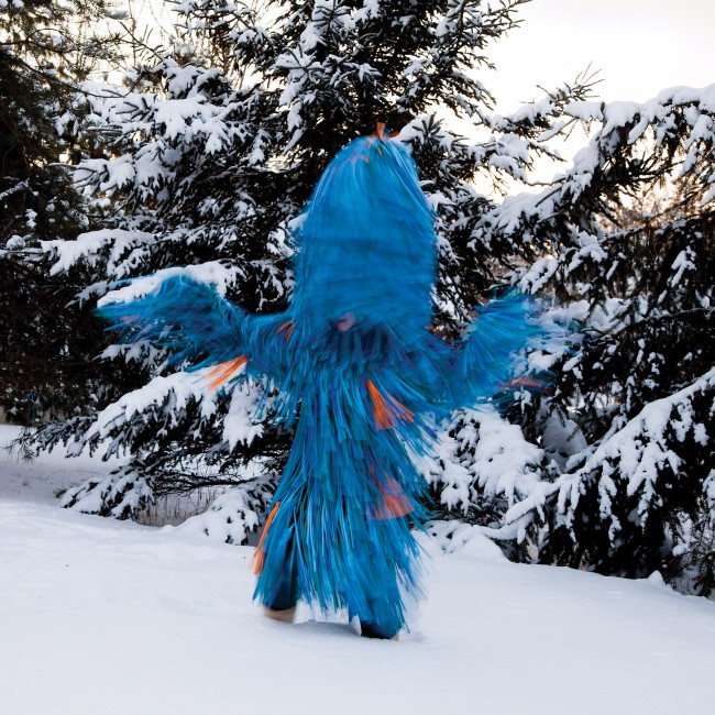 Meryl McMaster, </span><span><em>Wind Play</em>, </span><span>2012 courtesy of Katzman Contemporary