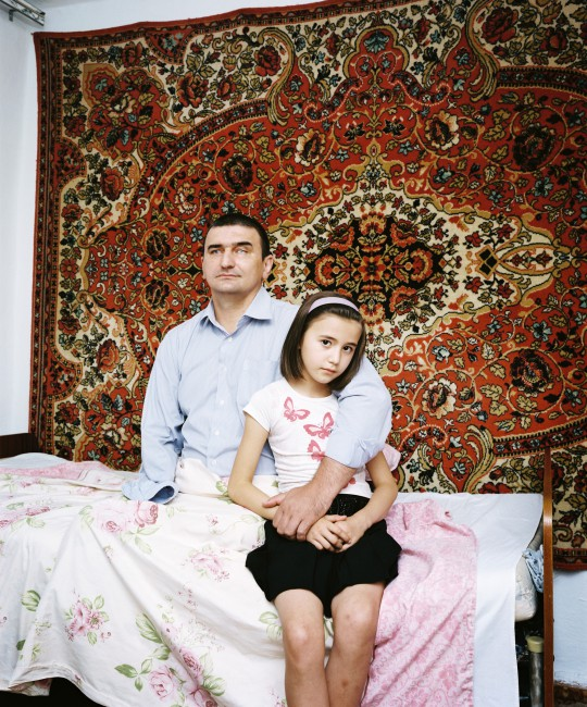 Rob Hornstra, </span><span><em>Hamzad Ivloev, Nazran, Ingushetia</em>, </span><span>2012 © Rob Hornstra / Flatland Gallery. From: An Atlas of War and Tourism in the Caucasus (Aperture, 2013).