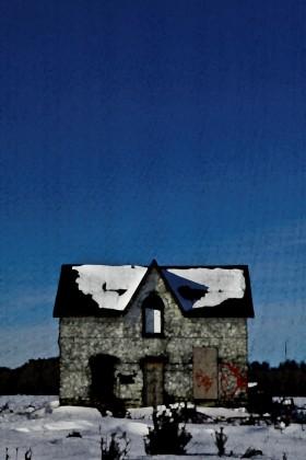 L. E. Glazer, </span><span><em>Simcoe Homestead Study No. 2</em>, </span><span>2013