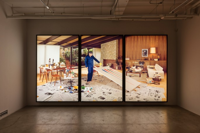 Installation view , </span><span><em>In Character: Self-Portrait of the Artist as Another</em>, </span><span>Rodney Graham © Toni Hafkenscheid