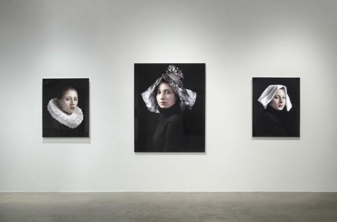Installation view , </span><span><em>Material Self</em>, </span><span>Hendrik Kerstens