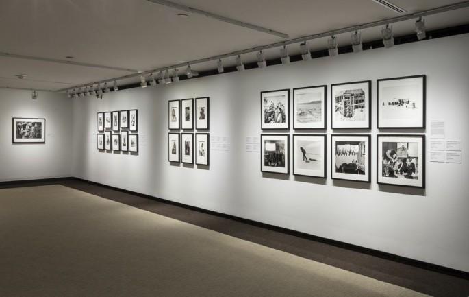 Installation view, </span><span><em>Arctic Exposure: Photographs of Canada's North</em>, </span><span>Richard Harrington Photo © Toni Hafkenscheid