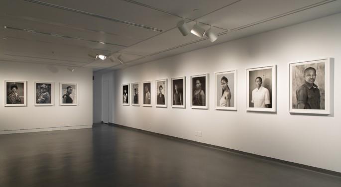 <em>Zanele Muholi: Faces and Phases</em>, </span><span>(installation view) 2014 © Eugen Sakhnenko, Ryerson Image Centre