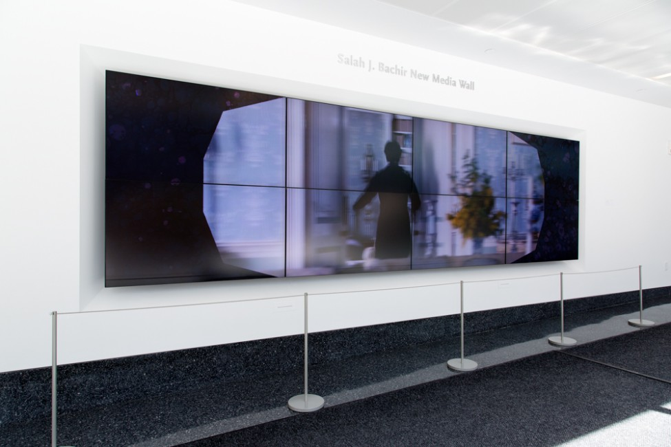 <em>Aleesa Cohene and Benny Nemerofsky Ramsay: The Same Problem 5</em>, </span><span>(installation view) 2014 © Eugen Sakhnenko, Ryerson Image Centre