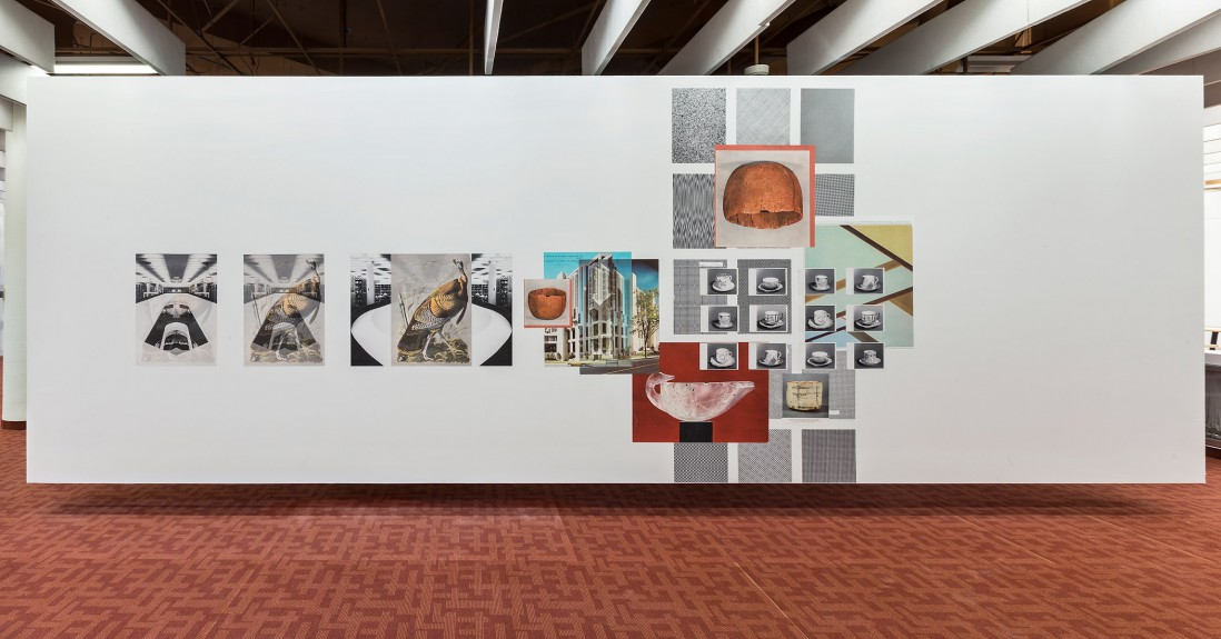 Installation view of Annie MacDonell &lt;em&gt;Pictures Become Objects, Objects Become Events&lt;/em&gt;, </span><span> Photo: Toni Hafkenscheid