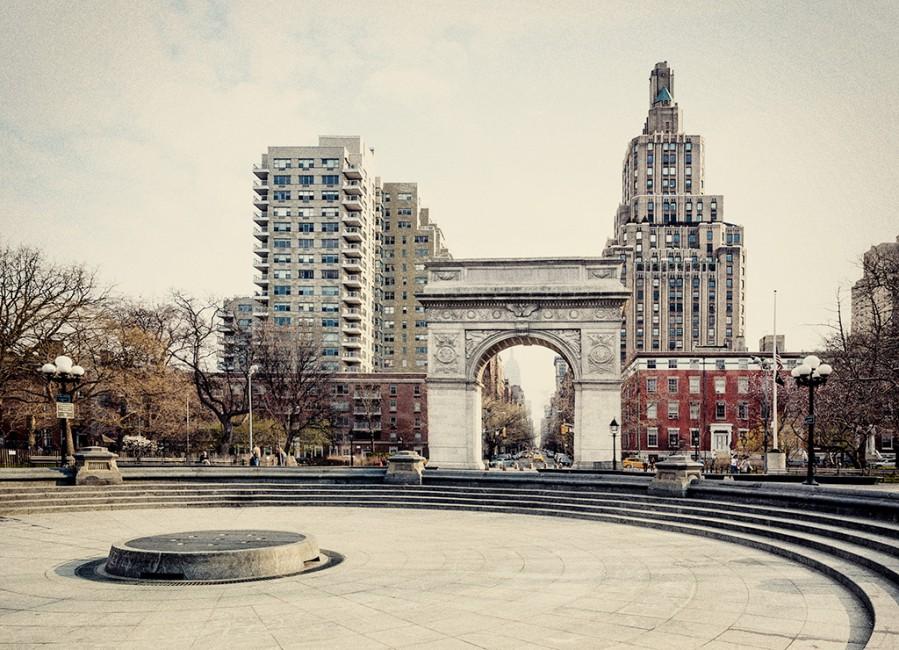 Stephen Gilligan, </span><span><em>Washington Square</em>, </span><span>2014
