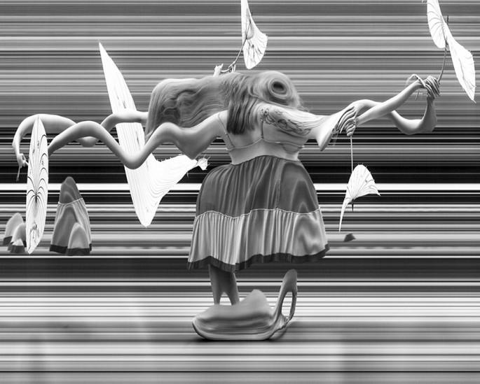 Ralph Nevins, </span><span><em>Dance#3</em>, </span><span>2014