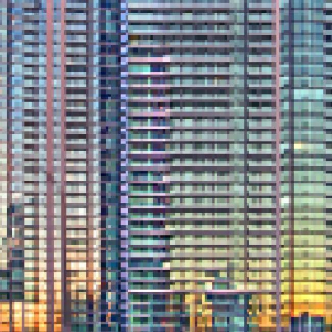 Duncan McLean, </span><span><em>12 Yonge St. from Gardiner Expressway 1</em>, </span><span>2013
