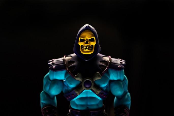 Jason Simmons , </span><span><em>Skeletor</em>, </span><span>2014
